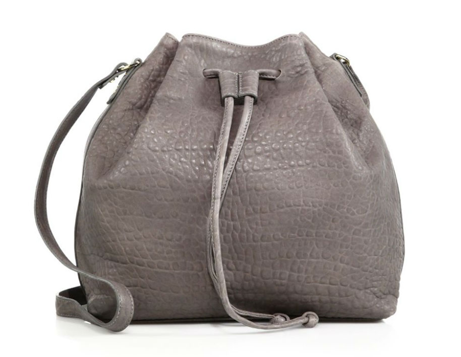 MR-Mr-Baker-Bubble-Leather-Bucket-Bag