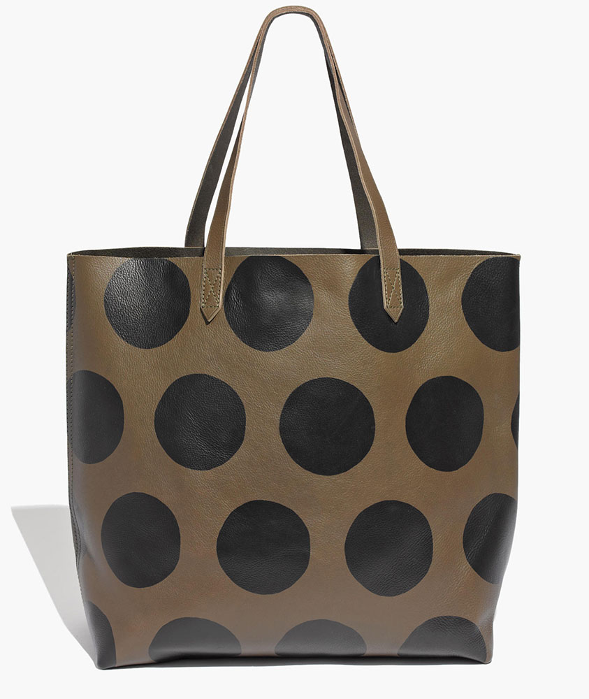 Madewell-Transport-Tote-Dots