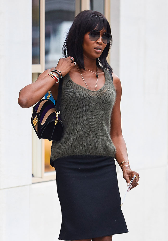 Naomi-Campbell-Dolce-and-Gabbana-Rosalia-Shoulder-Bag