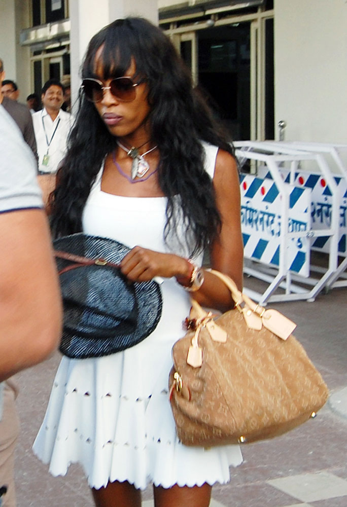 Naomi-Campbell-Louis-Vuitton-Denim-Speedy-Bag