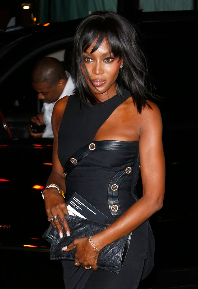 Naomi-Campbell-Louis-Vuitton-Monogram-Empreinte-Clutch