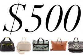 5 Under $500: Overnight Bags