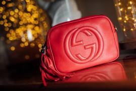 Purseonals Gucci Disco Bag