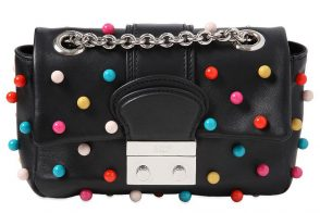 Love It or Leave It: The RED Valentino Studded Shoulder Bag