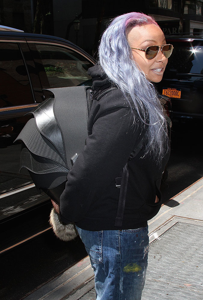 Raven-Symone-Cyclus-Armadillo-Recycled-Rubber-Backpack