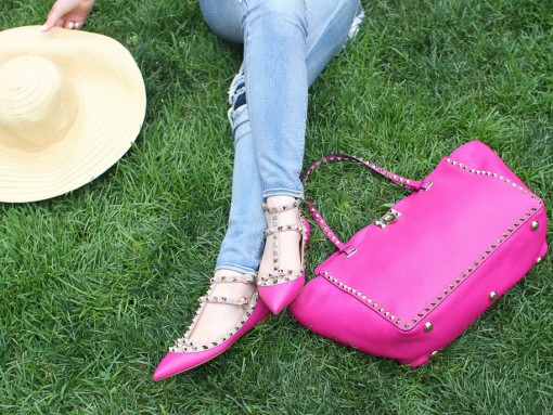Valentino-Rockstud-Bag-and-Shoes