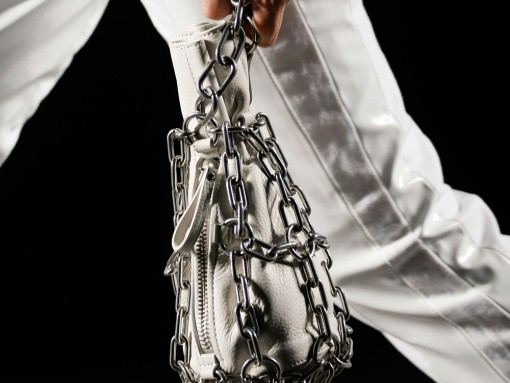 Alexander Wang Embraces Heavy Metal for His Spring 2016 Bags