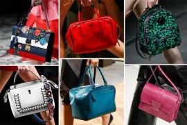 The 25 Best Bags of Milan Fashion Week Spring 2016