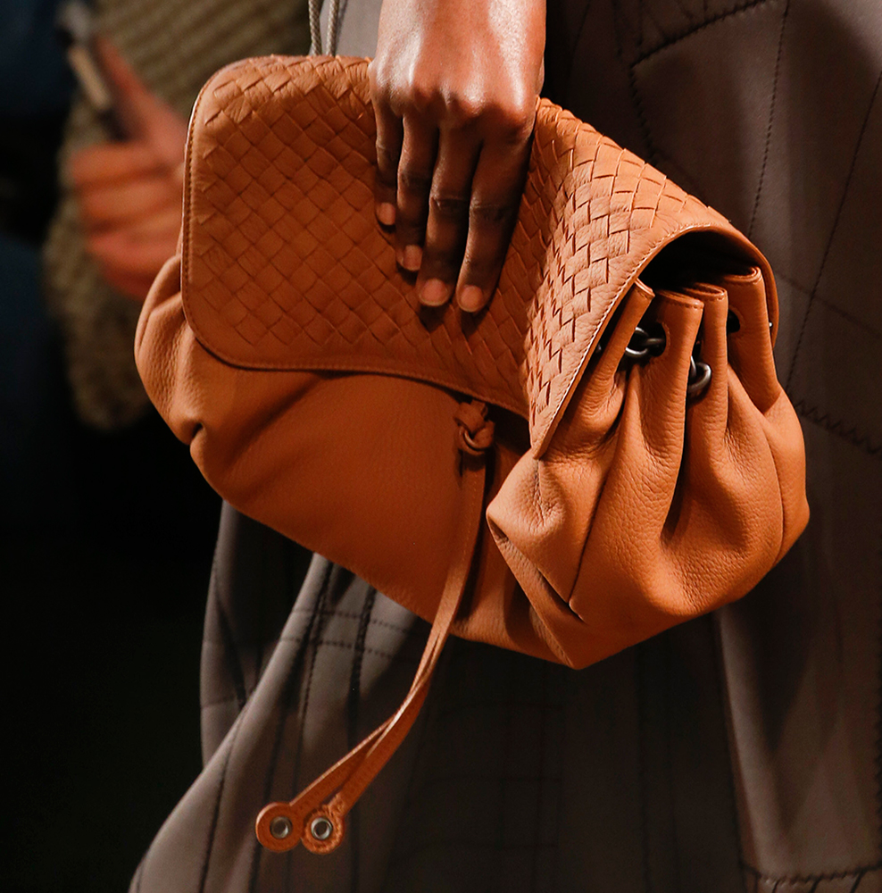 7b5d82edfec8 Bottega Veneta Stuck to What It Knows for Spring 2016 Bags - PurseBlog