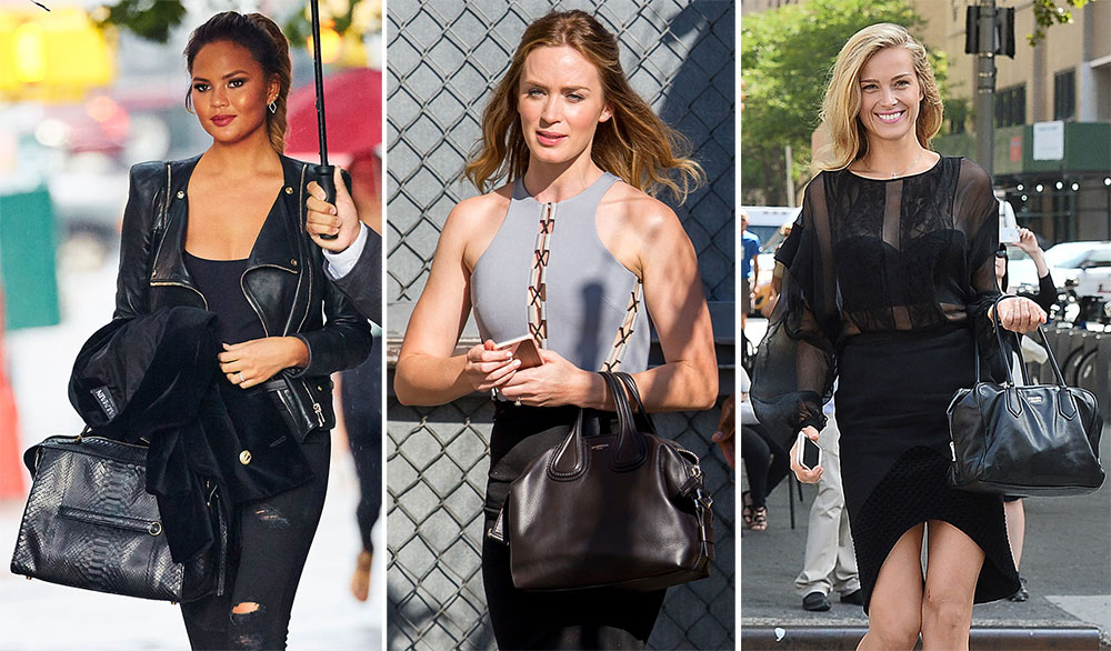 A New Prada Bag Finds Celebrity Favor Plus Gorgeous Bags