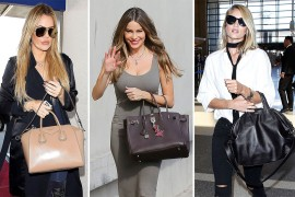 Celebs Migrate to NYC for NYFW & Almost Everyone is Carrying Givenchy and Hermès This Week
