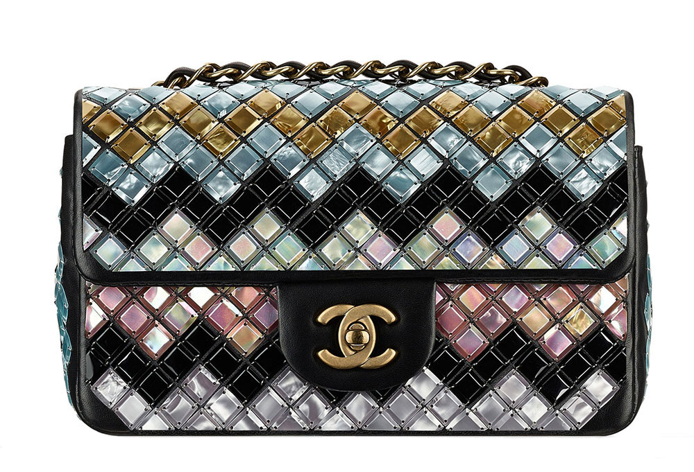 36720a22e20e Check Out Chanel s Fall 2015 Bags