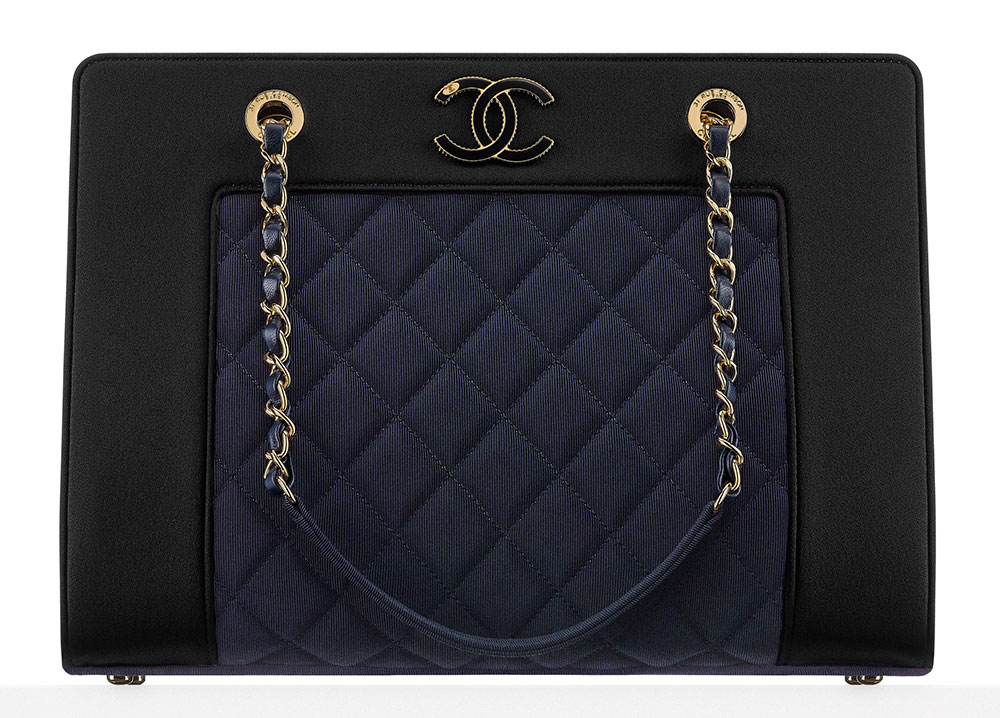 Chanel-Grosgrain-and-Satin-Shopping-Bag-3000