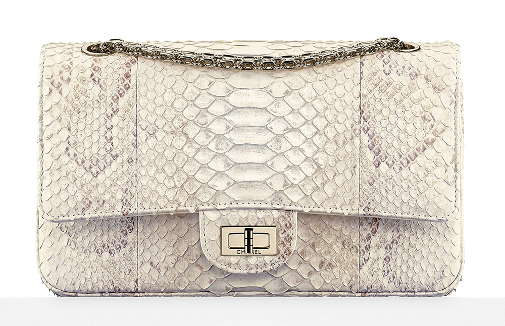 Chanel-Python-2.55-Flap-Bag