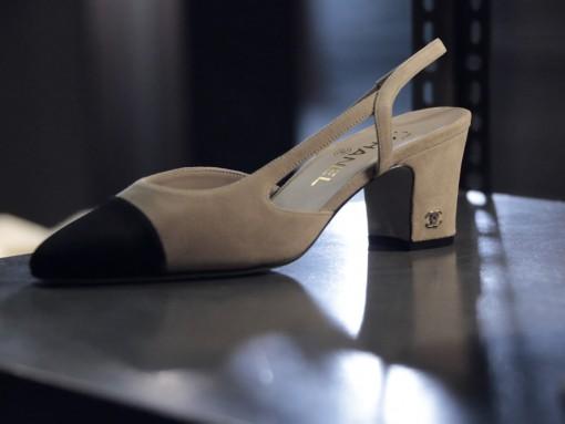 Chanel Two-Tone Shoe 21