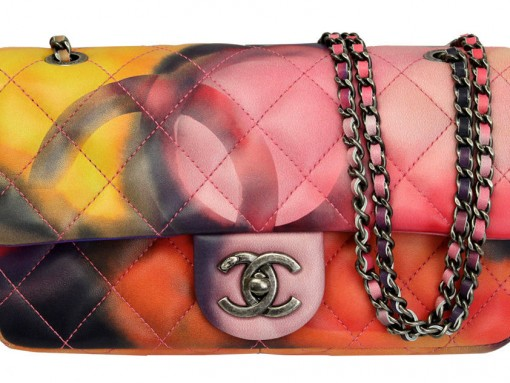 Chanel-Watercolor-Flap-Bag