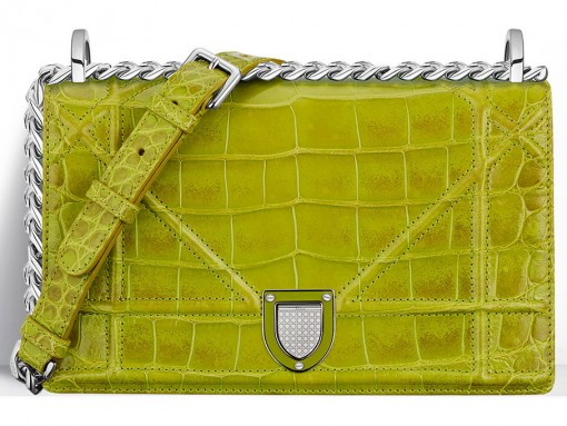 Check Out Dior's Fall 2015 Bags, In Boutiques Now