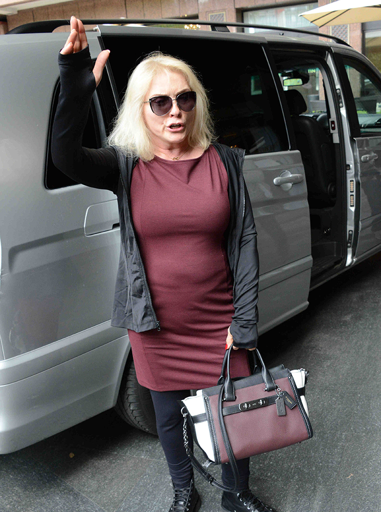 Debbie-Harry-Coach-Swagger-Bag