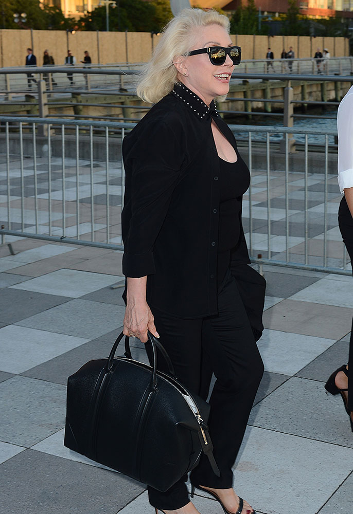 Debbie-Harry-Givenchy-Holdall-Bag