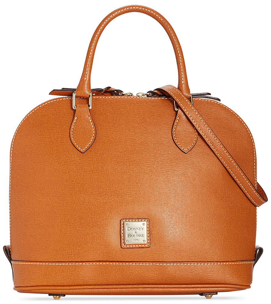 Dooney-and-Bourke-Zip-Zip-Satchel