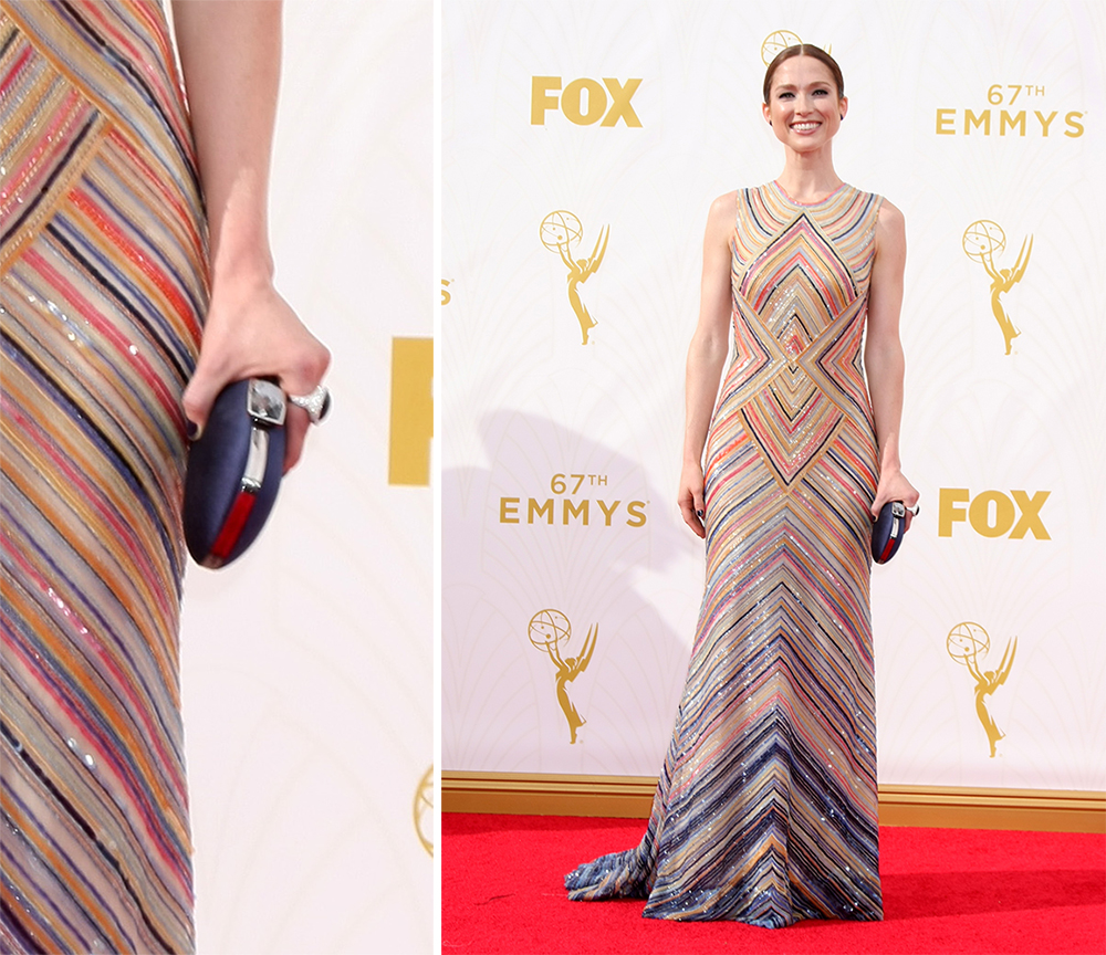 The 23 Best Clutches of the 2015 Emmy Awards Red Carpet - PurseBlog