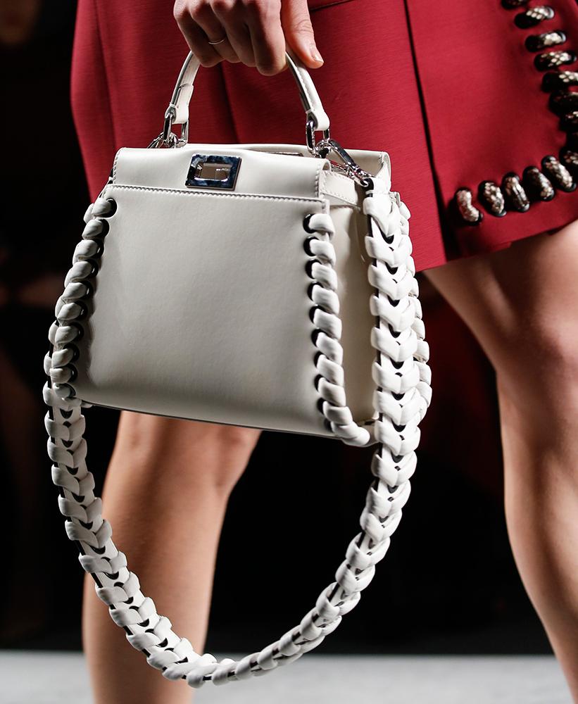 Borse Fendi Primavera 2015 : Fendi s spring runway bags are exactly as good you