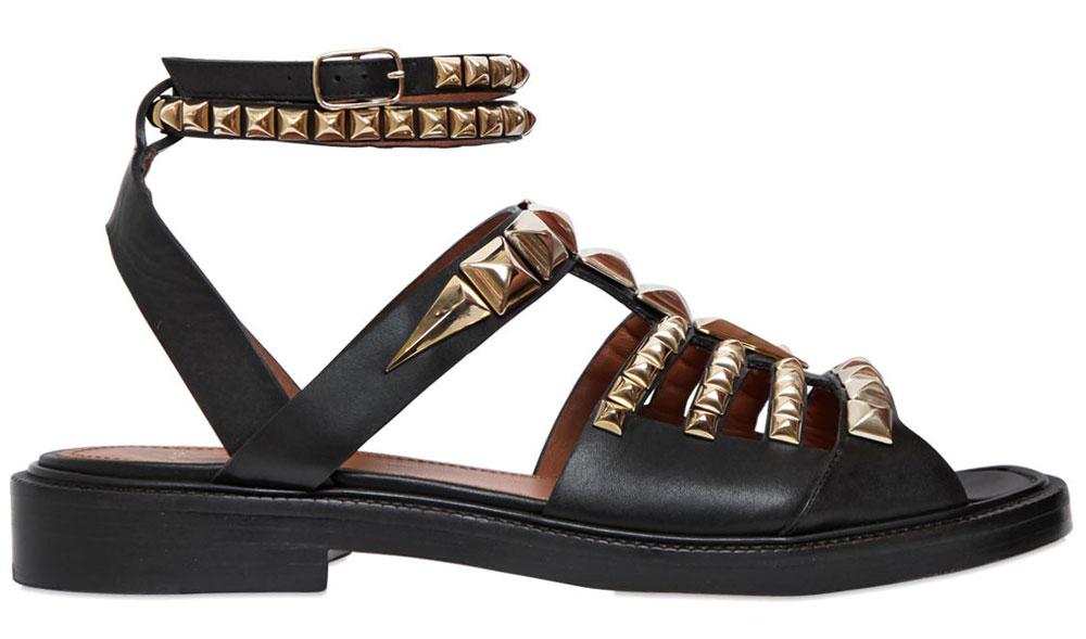 Givenchy-Studded-Sandals