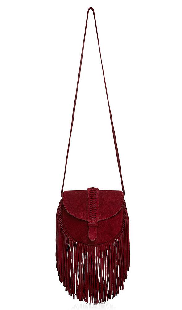 Grace-Atelier-De-Luxe-Gamine-Suede-Saddle-Bag