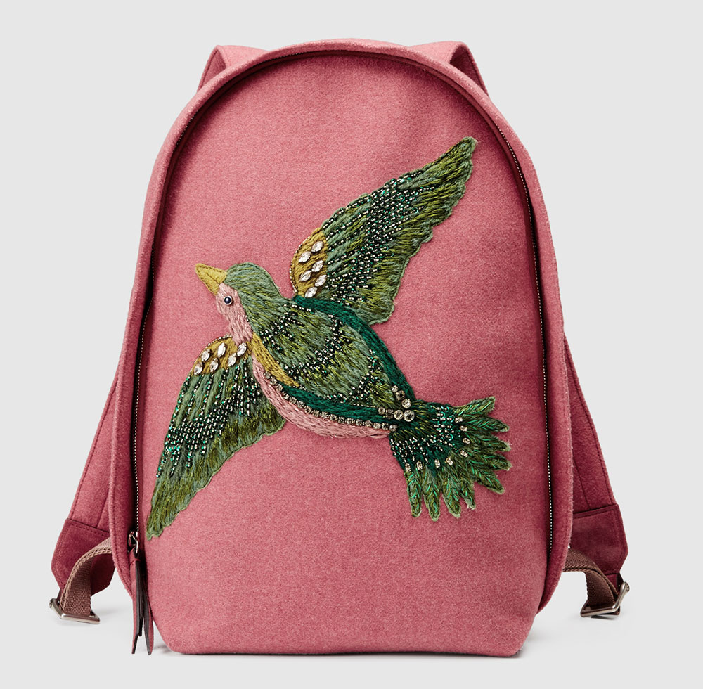 Gucci-Beaded-Sky-Wool-Backpack