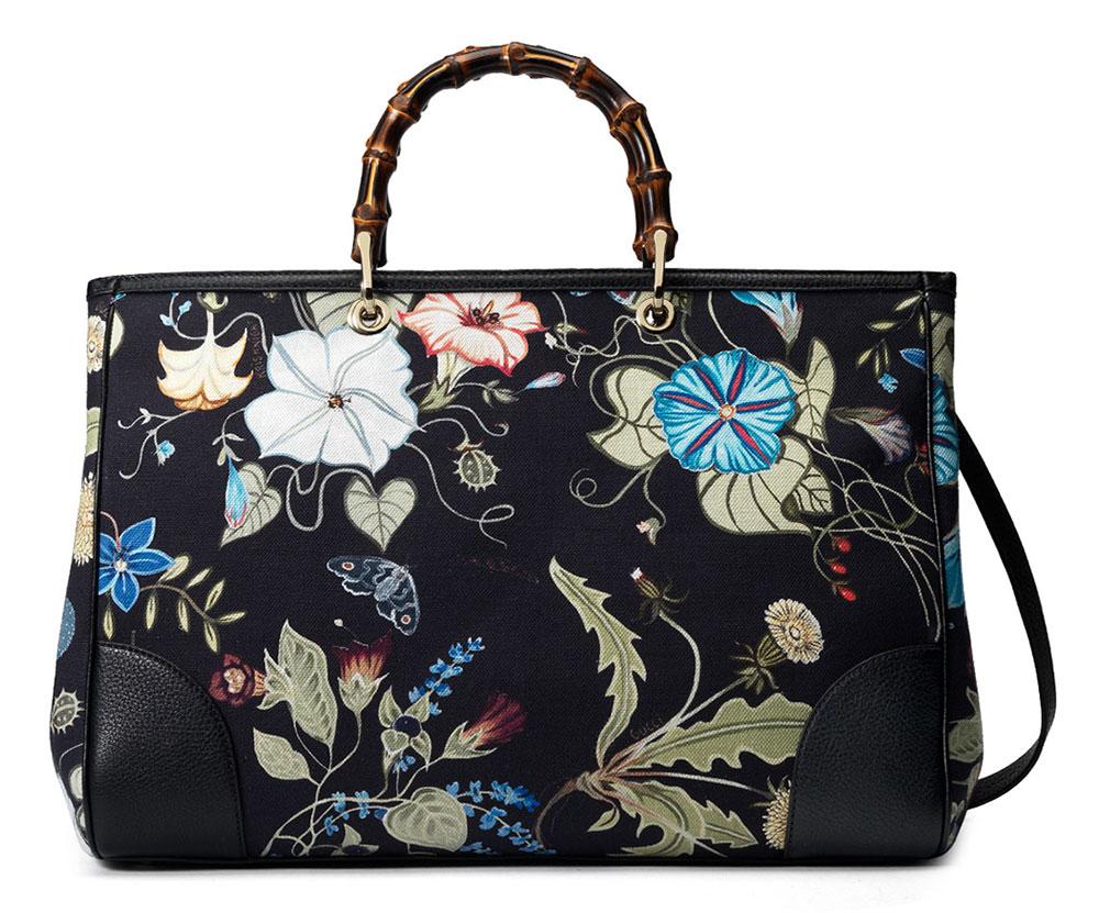 Gucci-Flora-Bamboo-Bag