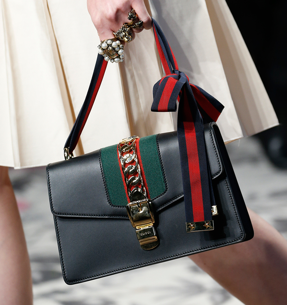 Gucci Gets Detailed for Its Spring 2016 Runway Bags ...
