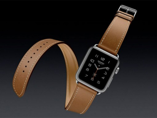 Soon You'll Be Able to Get an Hermès Strap With Your Apple Watch
