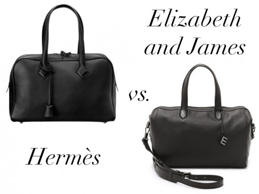 Hermes-Victoria-II-Bag-and-Elizabeth-and-James-Scott-Duffel-Bag