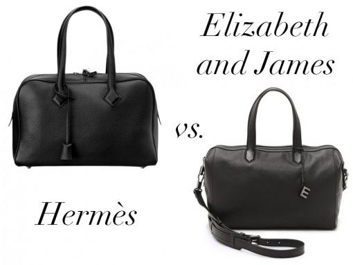 5ff44a80cc91fa Bag Battles: The Hermès Victoria II Bag vs. The Elizabeth and James Scott  Duffel Bag