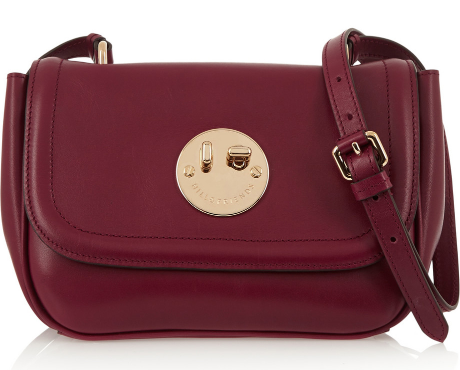 Hill-and-Friends-Happy-Mini-Shoulder-Bag-Burgundy
