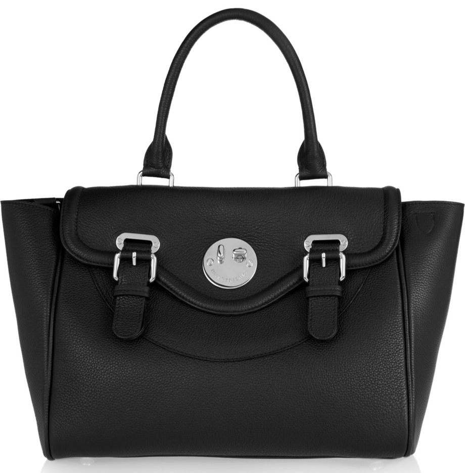 Hill-and-Friends-Happy-Satchel-Black