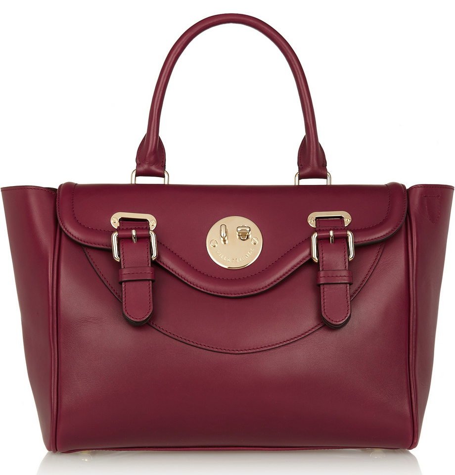 Hill-and-Friends-Happy-Satchel-Burgundy