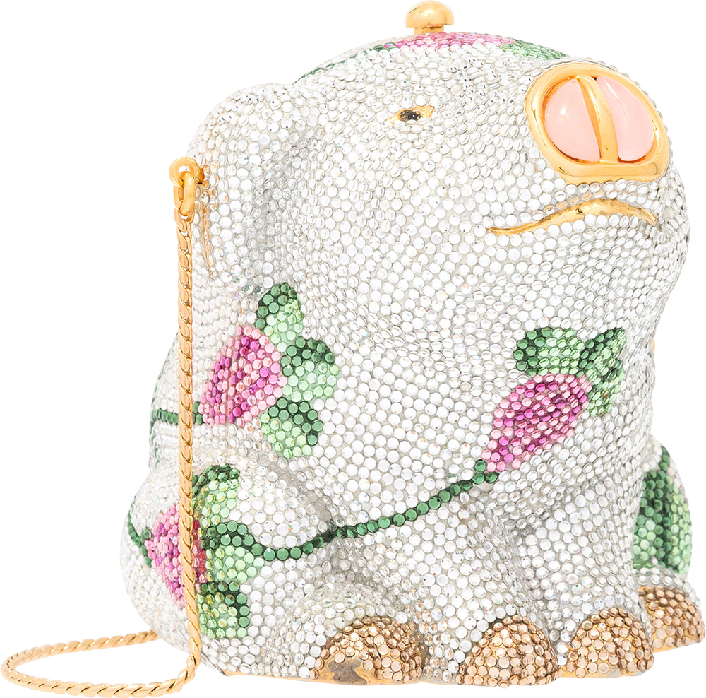 Judith-Leiber-Crystal-Floral-Pig-Minaudiere