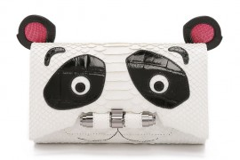 Bag of the Week: Kara Ross Panda Clutch