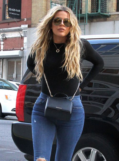 46cf5769b0b9 Khloe-Kardashian-Givenchy-Mini-Pandora-Box-Bag - PurseBlog