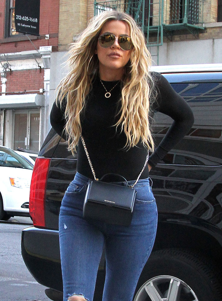 Khloe-Kardashian-Givenchy-Mini-Pandora-Box-Bag