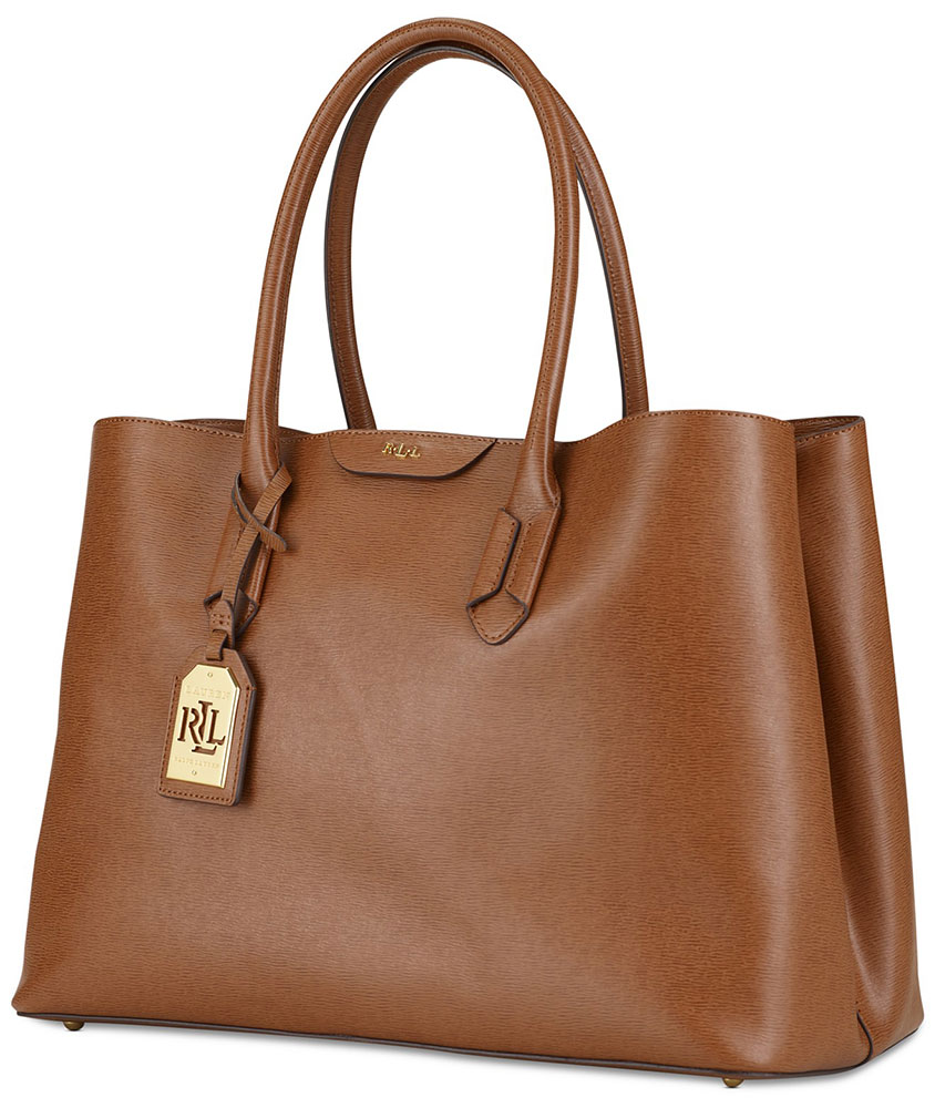 Ralph Lauren City Laukku : Work bags that will pass muster in even the most