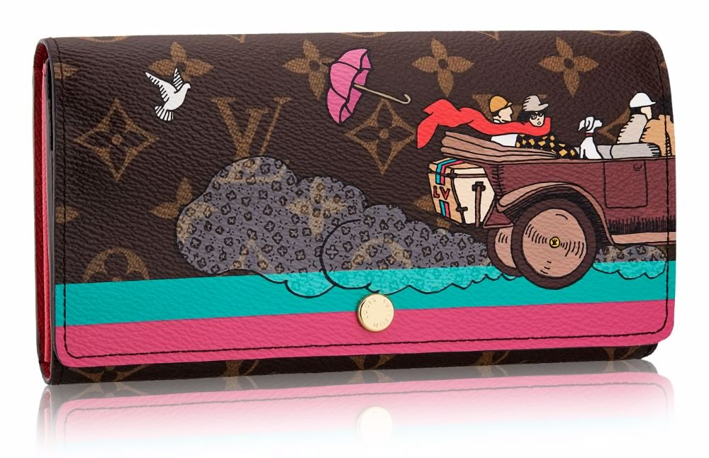 Louis Vuitton Sarah Wallet Evasion