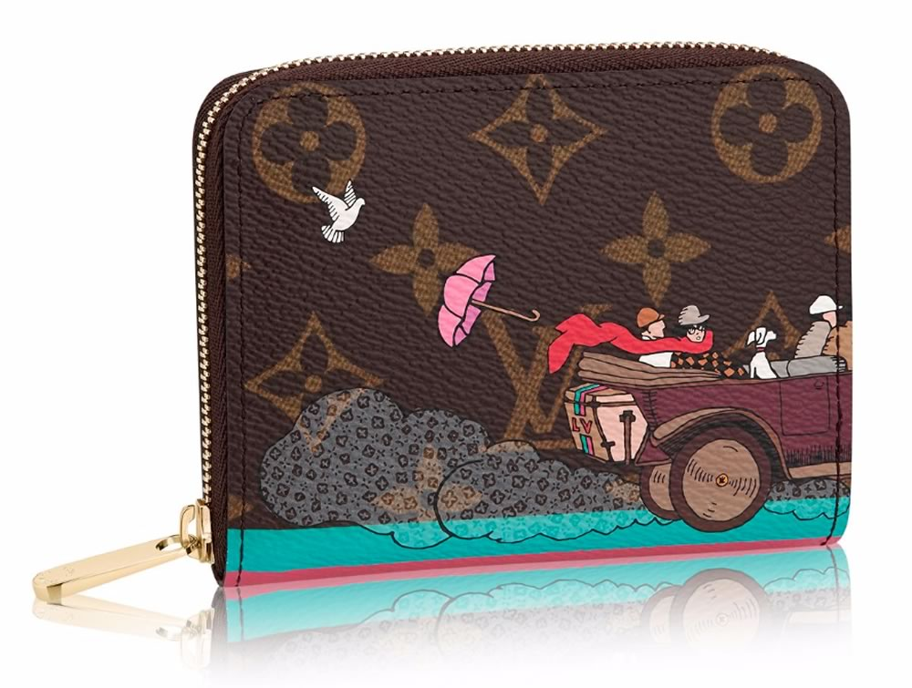 Louis Vuitton Zippy Coin Purse Evasion