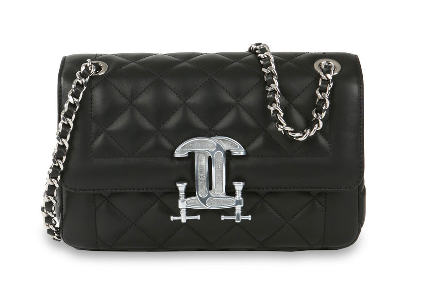 Moschino-Quilted-Shoulder-Bag