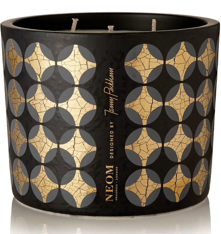 NEOM-Organics-x-Jenny-Packham-Real-Luxury-Lavendar,-Jasmine-and-Brazilian-Rosewood-Candle