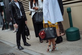 The Best Bags of NYFW Spring 2016 Street Style – Days 2 & 3