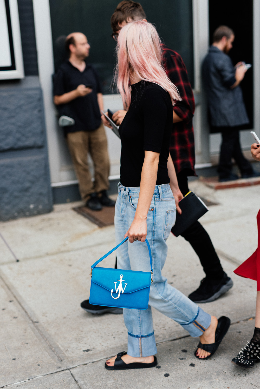 the best bags of nyfw spring 2016 street style  u2013 day 4