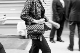 The Best Bags of NYFW Spring 2016 Street Style – Day 5