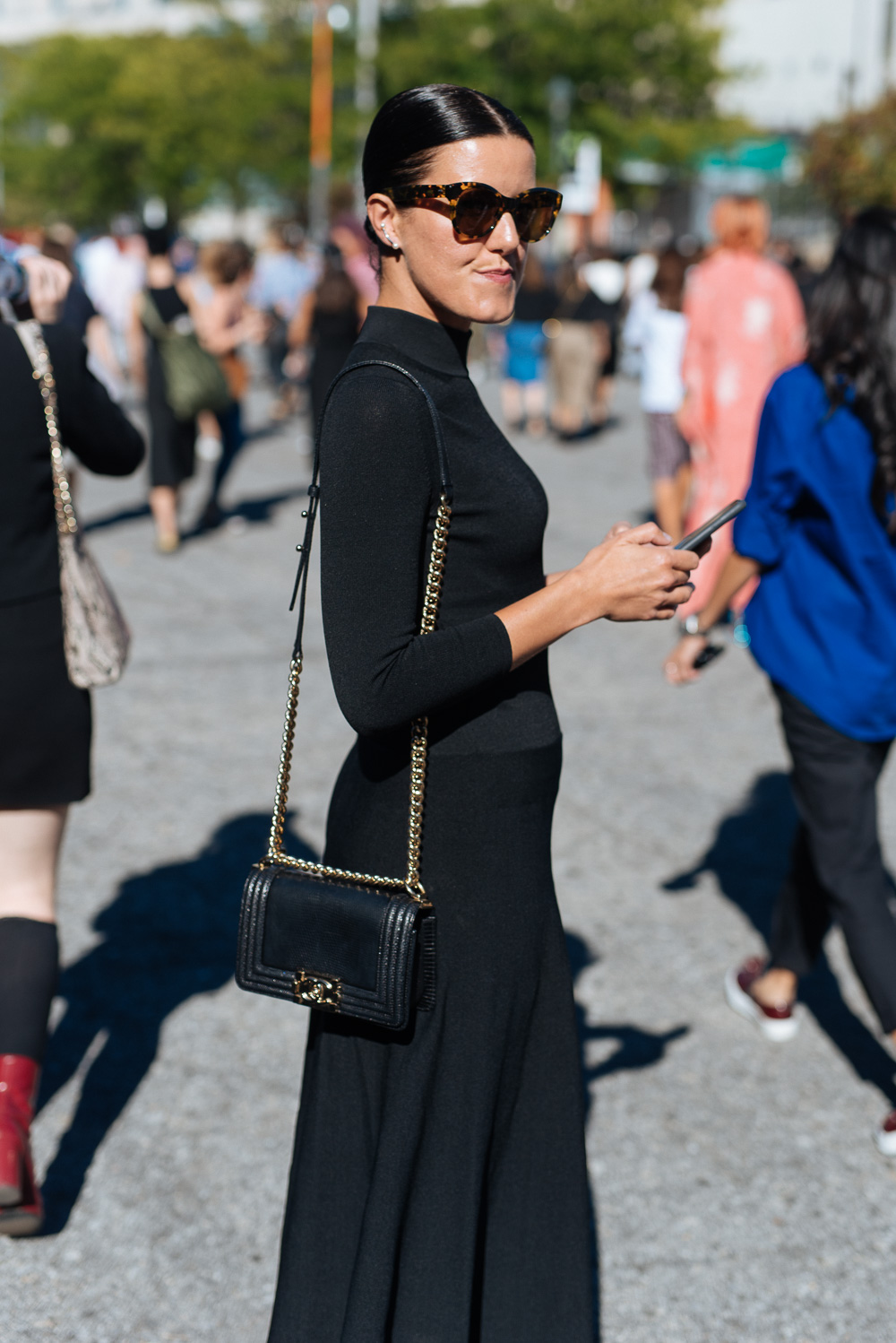 The Best Bags Of Nyfw Spring 2016 Street Style Day 5 Purseblog